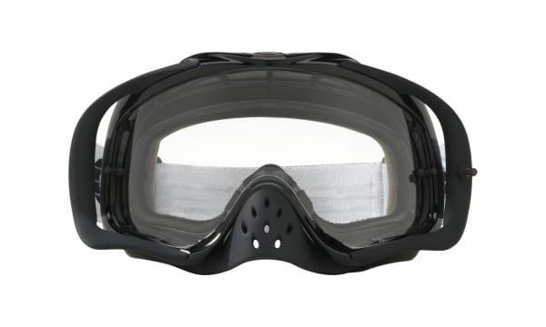 Crowbar MX Goggle - Jet Black Speed