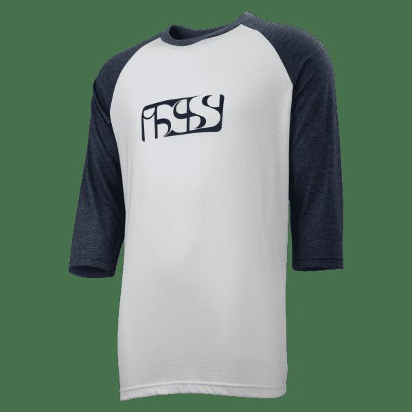 Brand Tee 3/4 6.1 T-Shirt - White/Blue