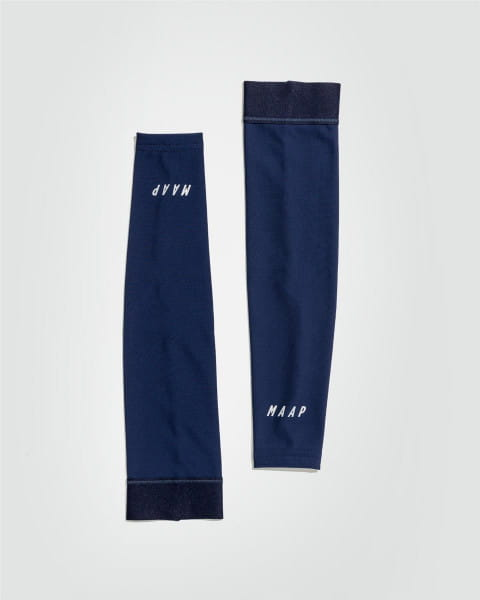 Base Arm Warmers Navy