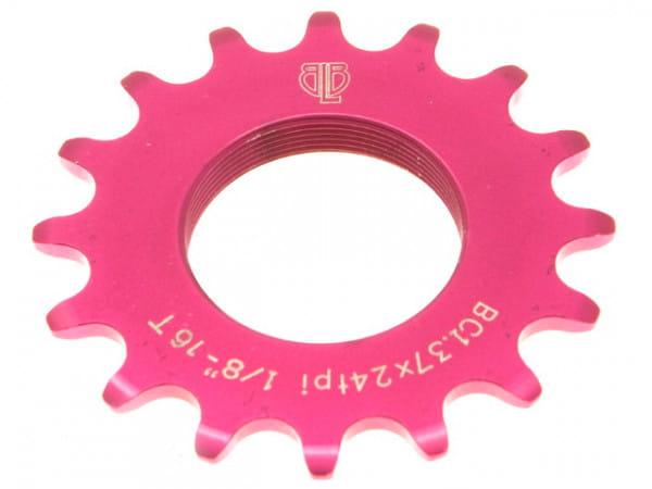 Track Sprocket 1/8Zoll Schraubritzel - pink