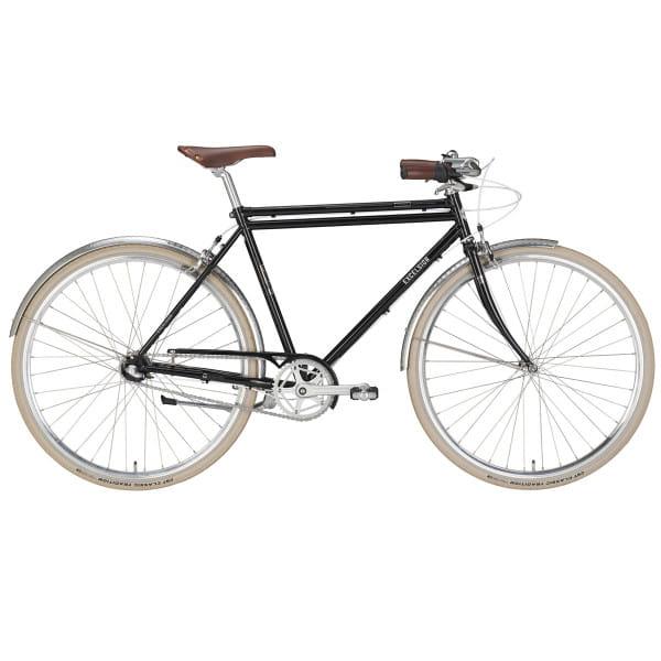 """Vintage - 28"""" Herrenrad - Schwarz"""