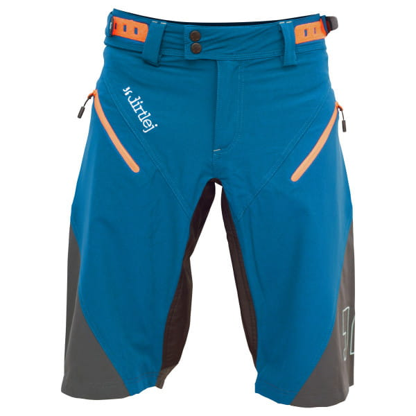 Trailscout half & half Shorts - Blau/Grau