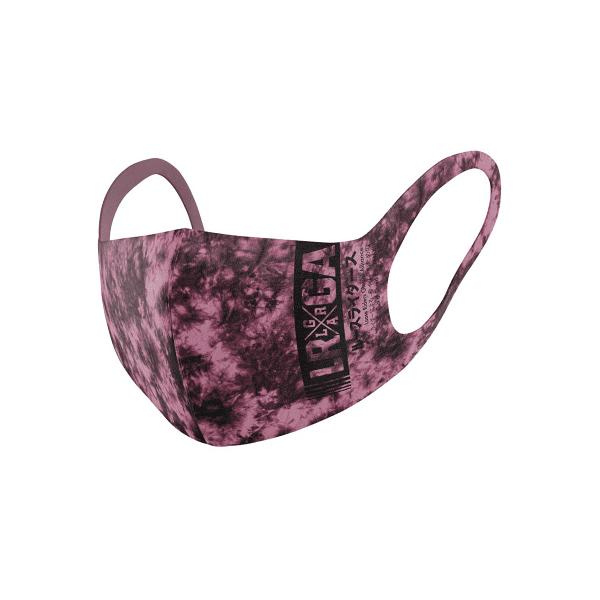 Gesichtsmaske - Tiedye Wine