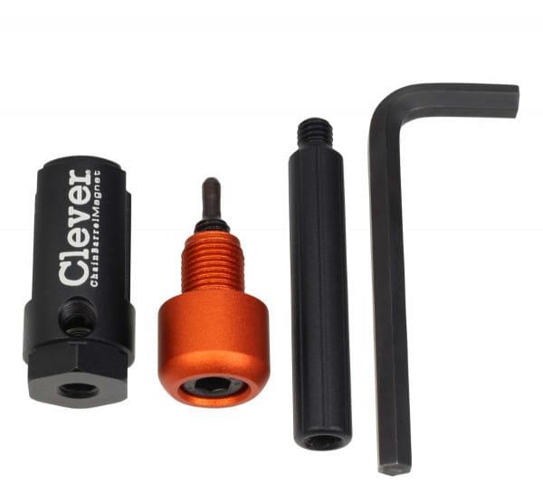 Magnetic Chain Barrel - Kettennieter - Orange