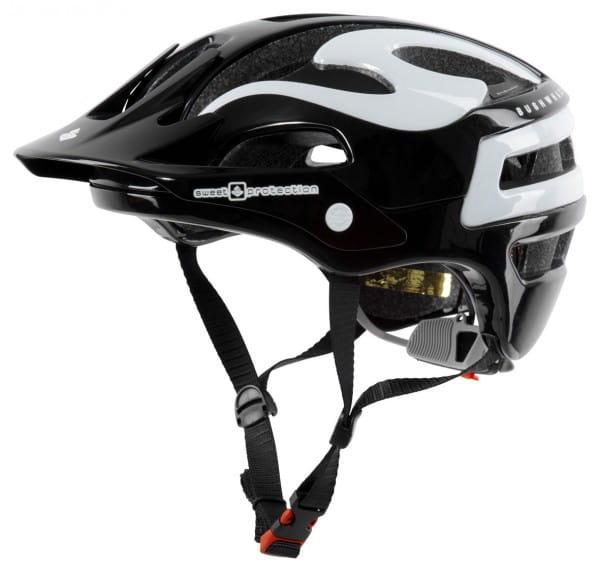 Bushwhacker Helm 2016 - schwarz