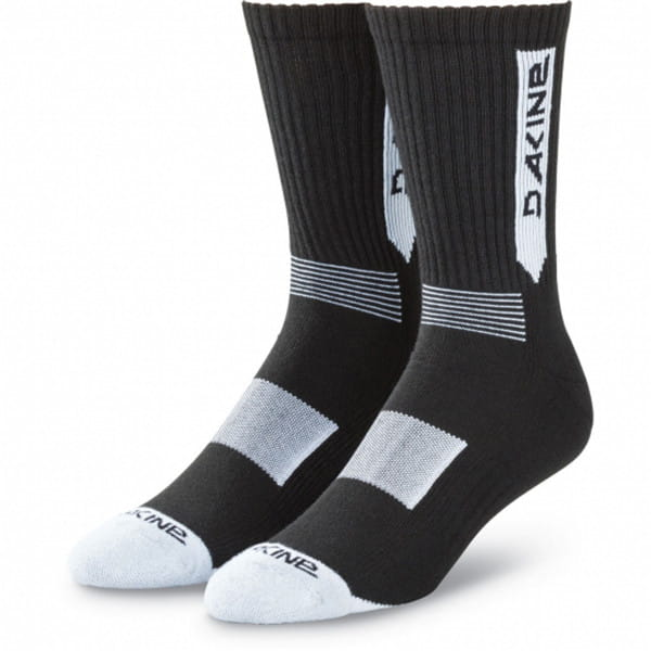 Step Up Socks - Schwarz