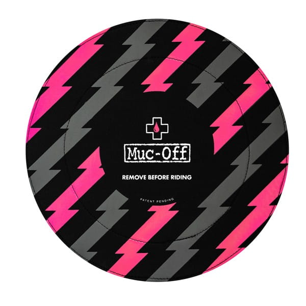 Cover for disc brake - Pink