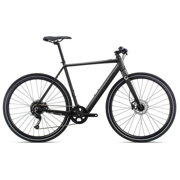 Gain F40 E-Bike - Schwarz - 2020