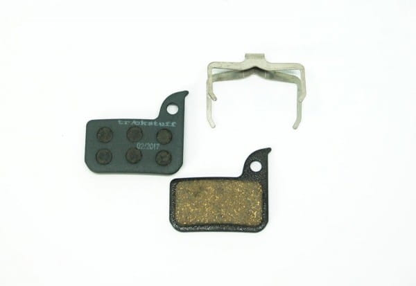 Bremsbeläge 860 Standard
