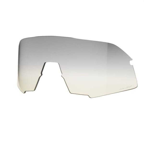 Lentille de remplacement miroir pour S3 - Argent faible luminosité / jaune