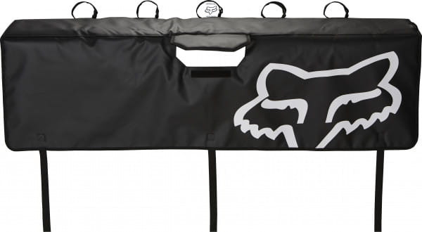 Tailgate Cover - Heckklappenschutz - black