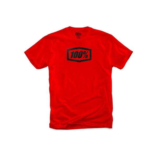 Essential T-Shirt - Rot