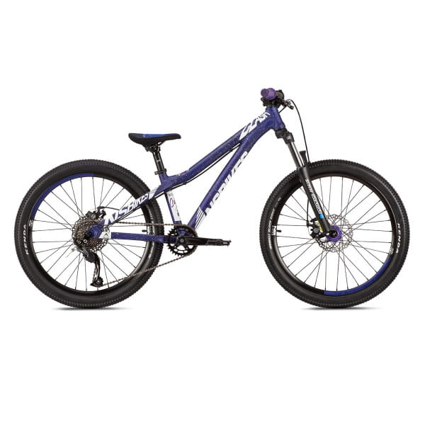 Clash Kids 24 Zoll Junior Funbike - Dunkelblau