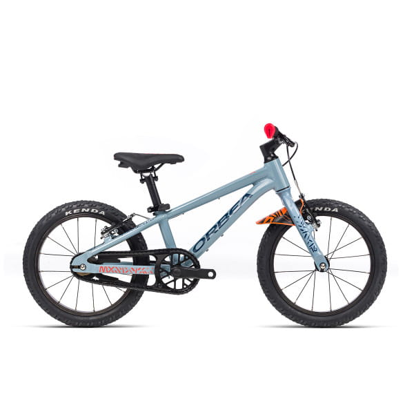 MX 16 - 16 Zoll Kids Bike - Grau/Blau/Rot