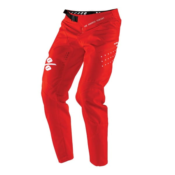 R-Core DH Jugend Hose - Rot