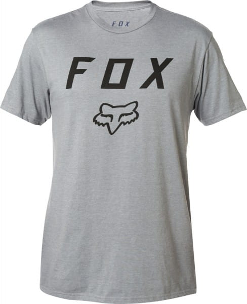 Legacy Moth T-Shirt - Heather Graphite