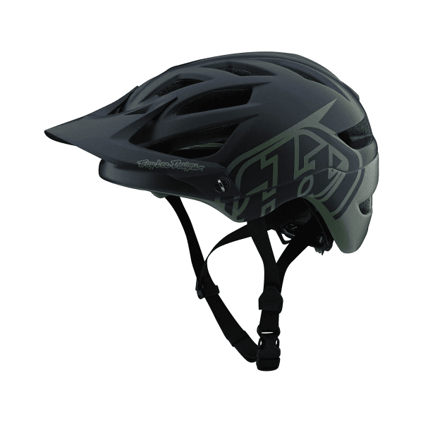 A1 Helmet (MIPS) Classic Helm - Dunkelblau/Grün