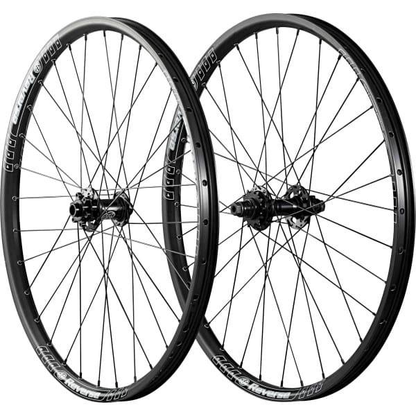 Laufradsatz 934 26'' - Schwarz