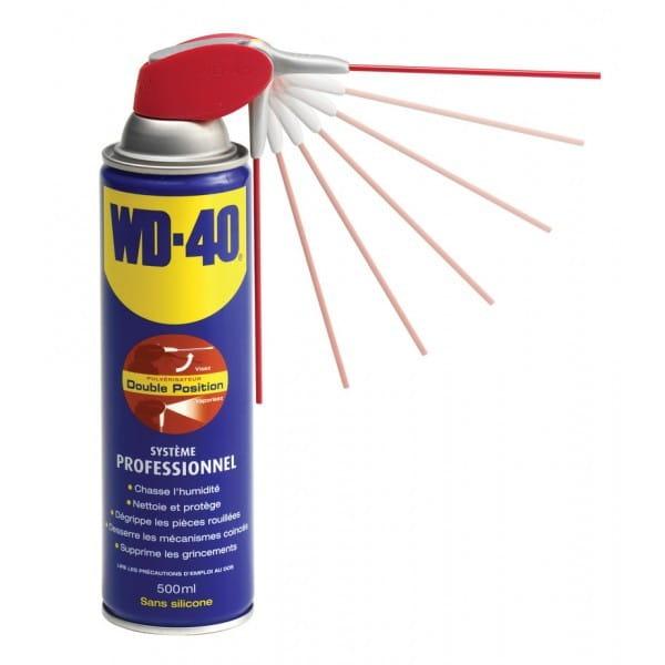 Universalspray in Spraydose mit Smart Straw - 500 ml