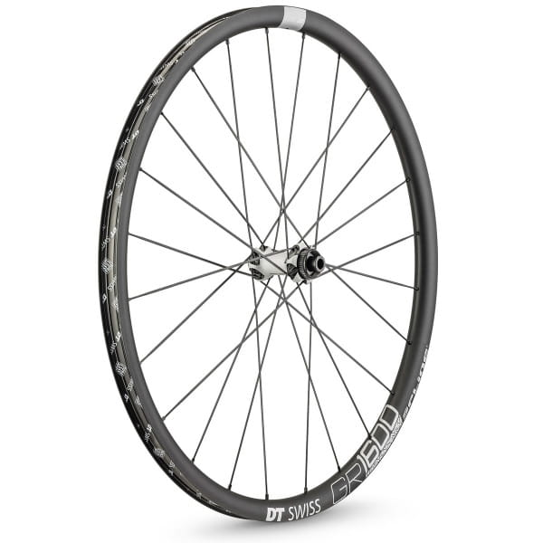 "Laufrad GR 1600 Spline Black Disc 27,5"" 25 mm VR"