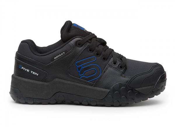 Impact Low Bike Schuh Black/Blue