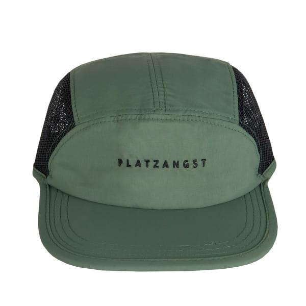 Base Mesh Cap - Green