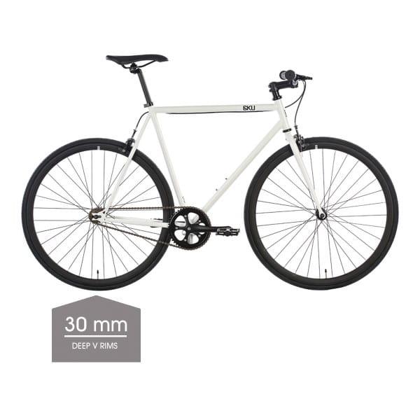 Evian 2 Singlespeed/Fixed Bike - 30 mm Deep V Felgen