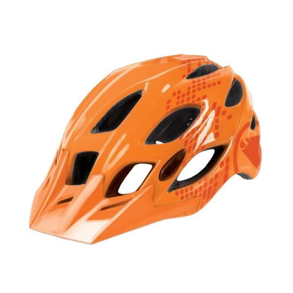 Singletrack II Helm - Orange