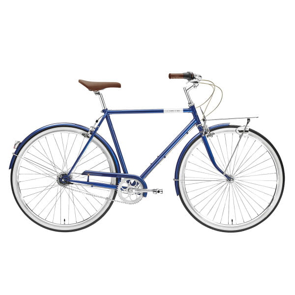 Caferacer Man Solo 7 - Blue