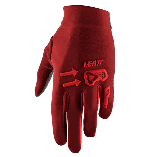 Handschuhe DBX 2.0 Windblock - Rot