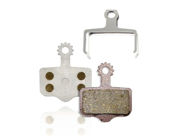 Brake pads 830 Power A with aluminum carrier
