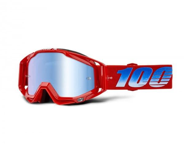 Racecraft Goggle Anti Fog Mirror Lens - Kuriakin