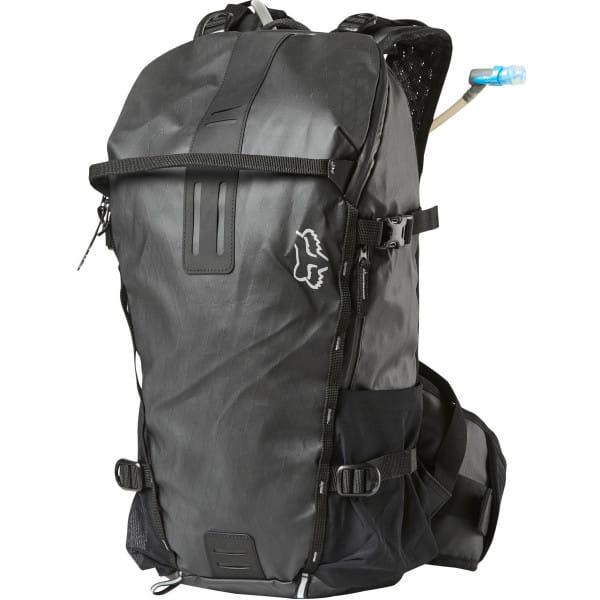 Utility Hydration Pack - Trinksystem/Rucksack - Large - Schwarz