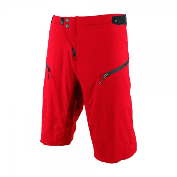 Pin It Shorts - red - 2018