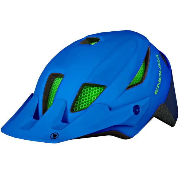 MT500JR Youth Helmet - Jugendhelm - Azurblau