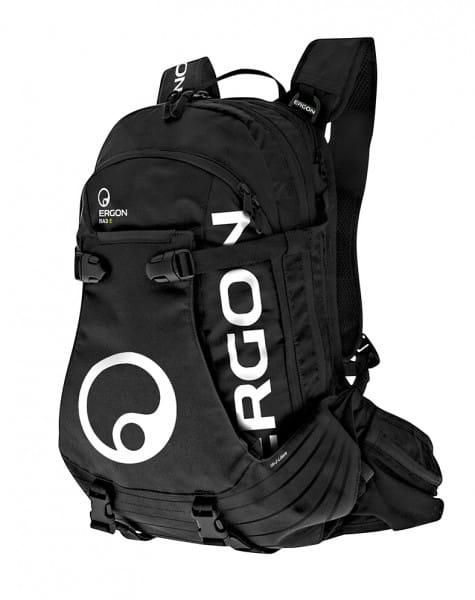 BA3 E Protect Rucksack - black