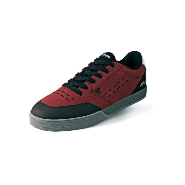 Keegan - Flatpedal Schuh - Schwarz/Rot