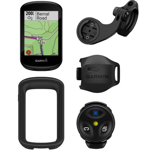 EDGE 830 - GPS-Fahrradcomputer - MTB Bundle - Schwarz