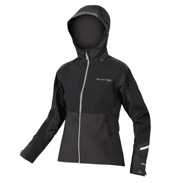 MT500 Regenjacke - Damen - Schwarz