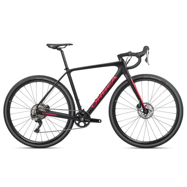 Terra M20 1X - Schwarz/Rot - 2020