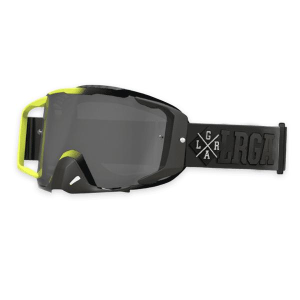 C/S Goggle - Schwarz/Neongelb