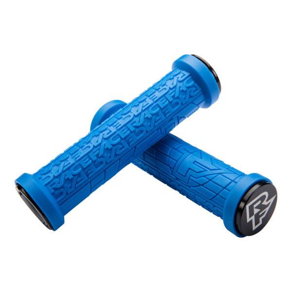 Grippler Lock-On  Griffe  33mm - blau