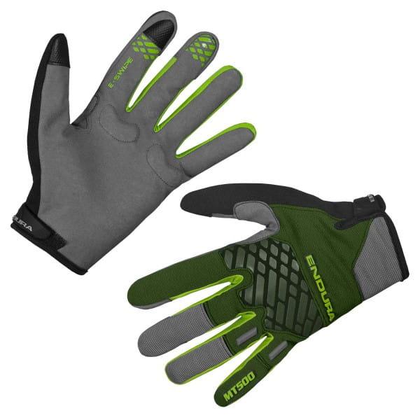 MT500 Handschuhe ll - Grün