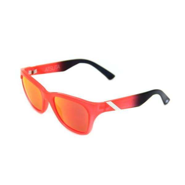 Atsuta Sonnenbrille - Neon Rot