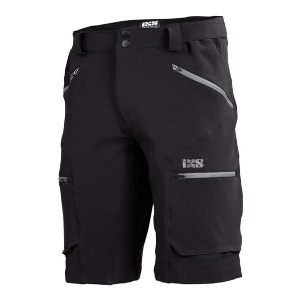 Tema 6.1 Trail Shorts - black