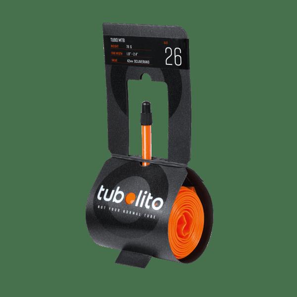 Tubo MTB 26 Zoll Lightweight Schlauch - SV 42 mm
