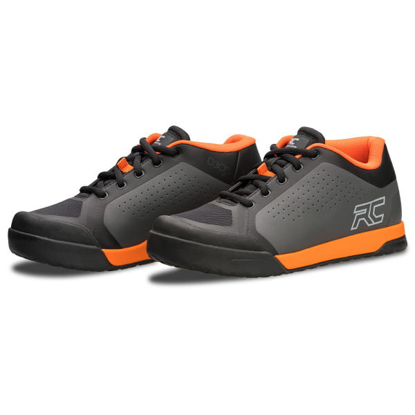 Powerline MTB Herrenschuhe - Schwarz/Orange