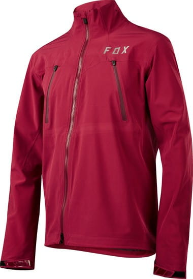Attack Pro Water Jacke - Red