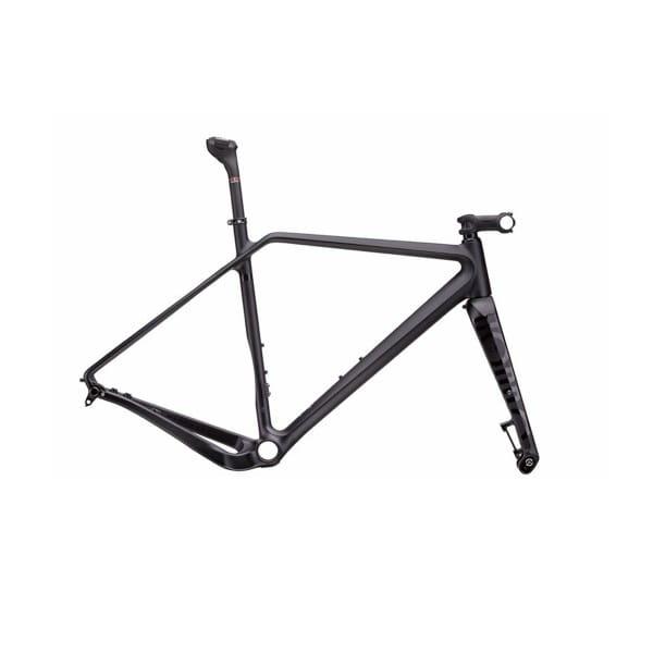 Ruut CF Carbon Frameset - black