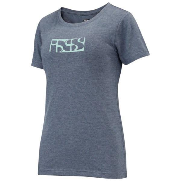 Brand Damen T-Shirt - Aqua/Marine